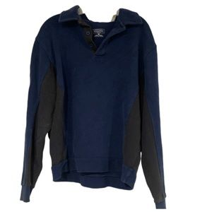 Vintage Pendleton blue grey sweater
